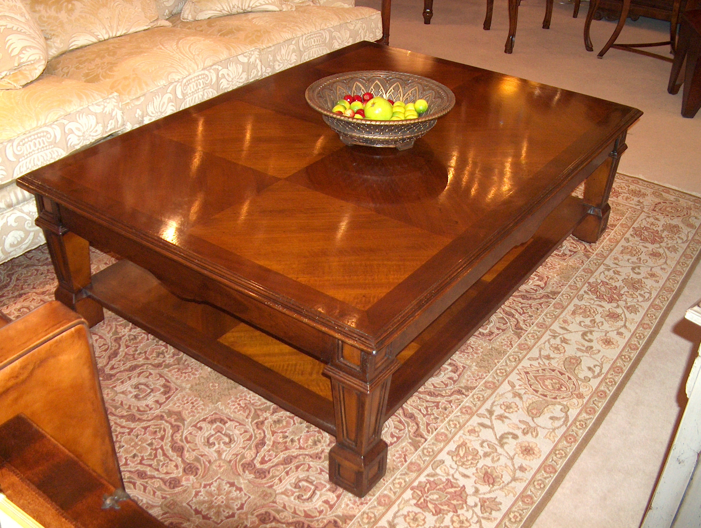 Furniture Classic Coffee Tables