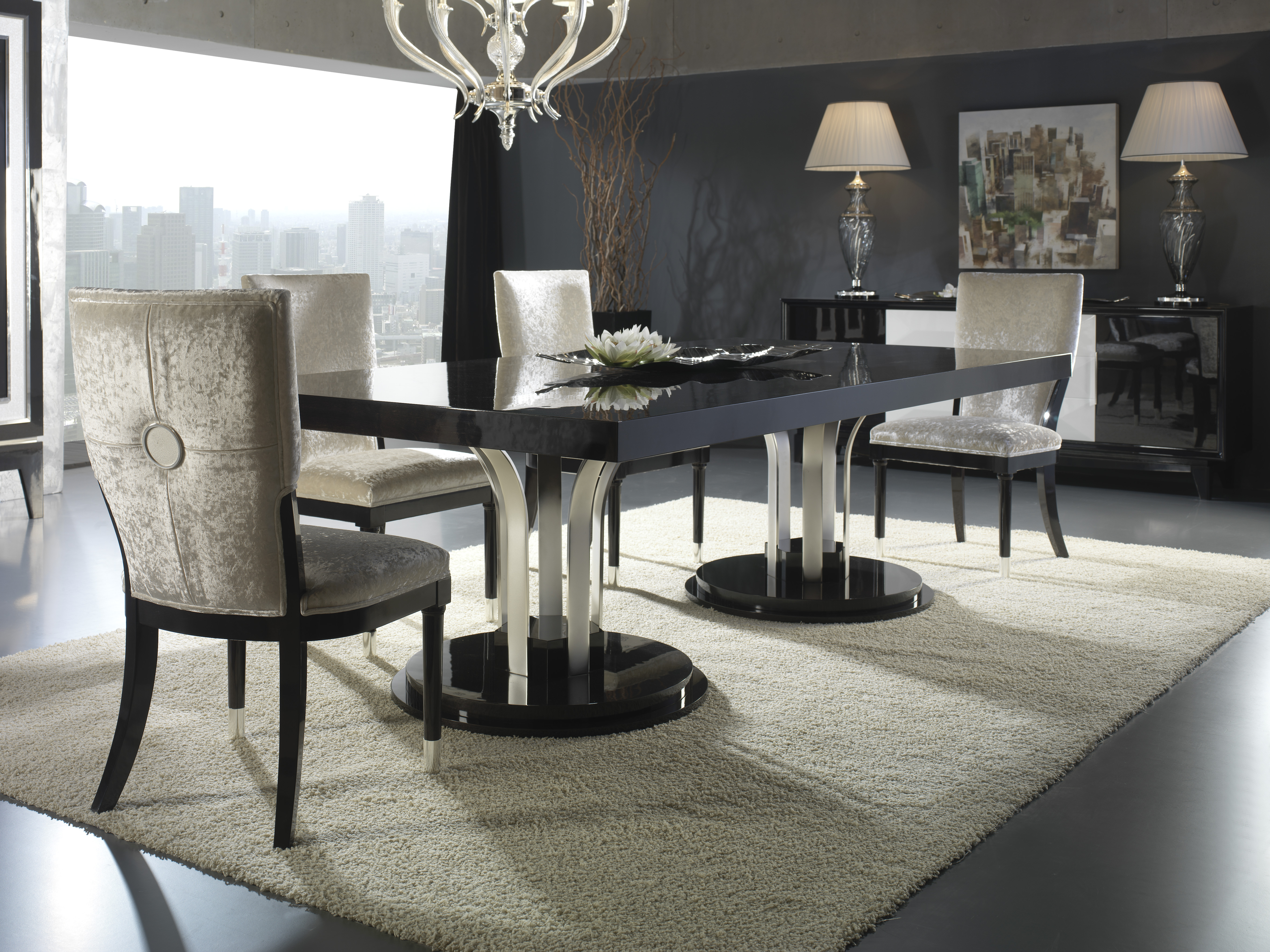 modern dining table. mesa gallery 0004 modern dining table a Cool Dining Table Ideas